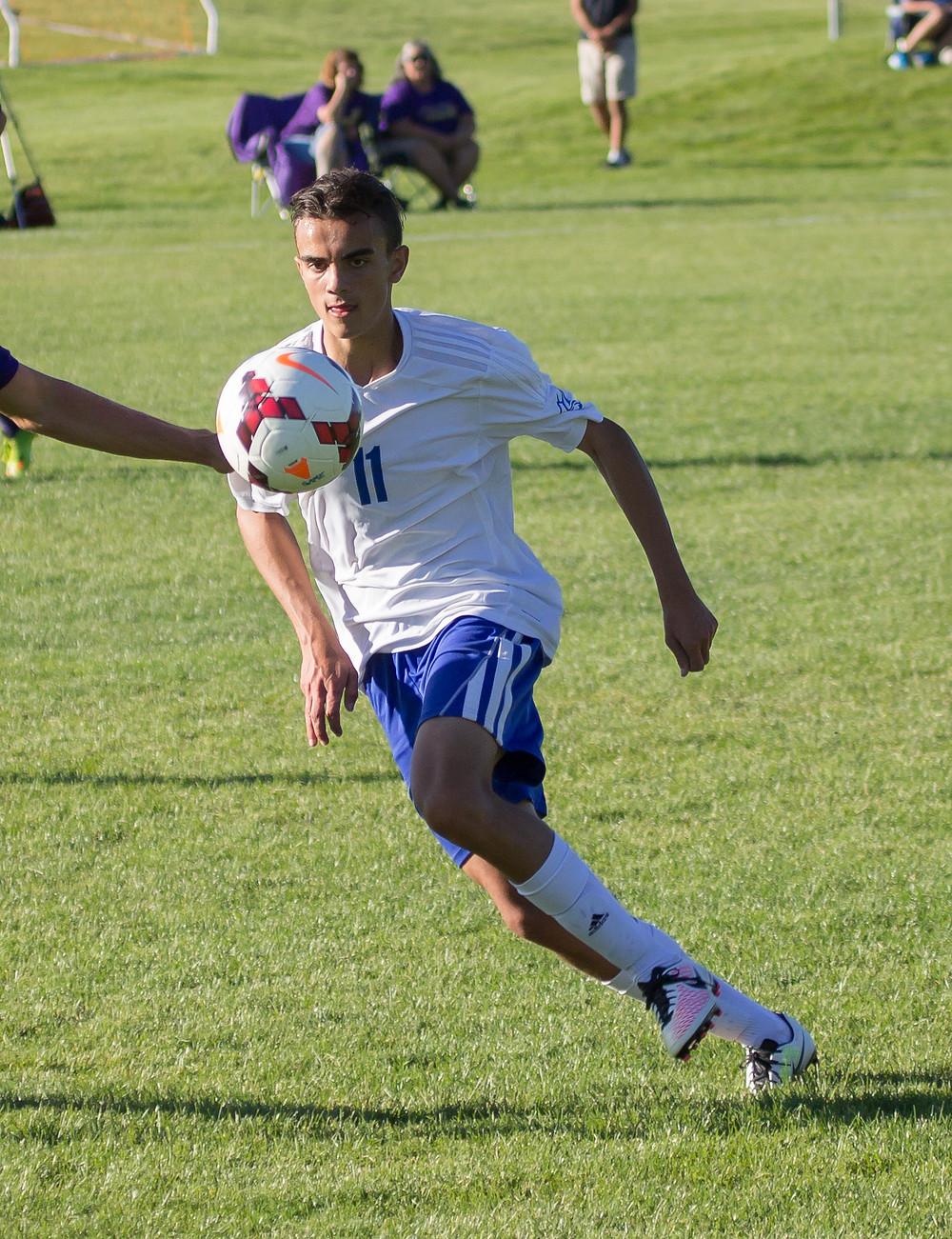 Athlete of the Month: Gabe Nazemi