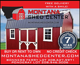 Montana Shed Center