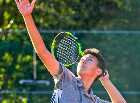Athlete of the Month: Irvin Yi