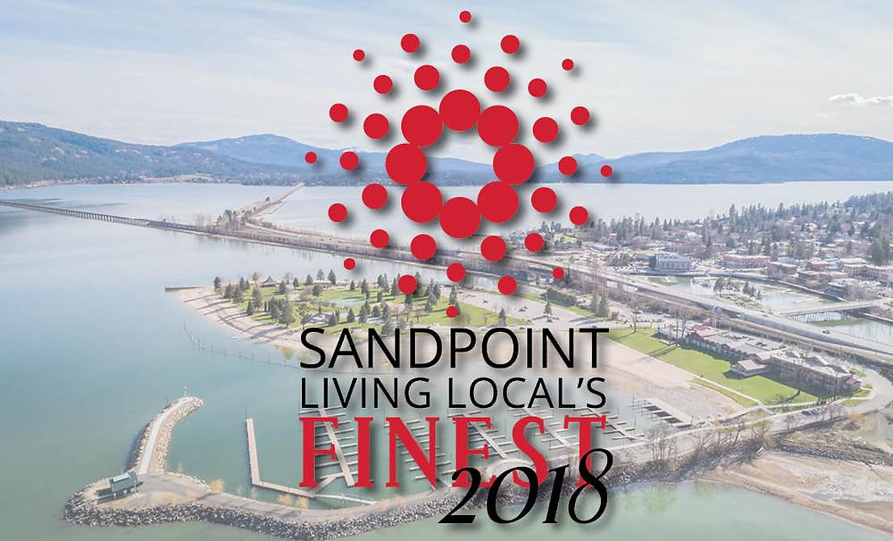 Announcing Sandpoint's Finest!