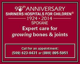 Sandpoint Business Shriner's Hospitals for Children