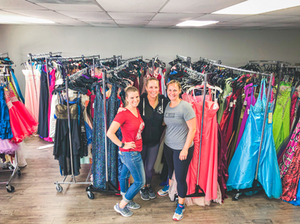 Nurturing Success and Ownership, One Dress at a Time