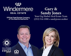 Windermere Real Estate Sandy Jones