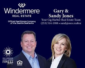 Windermere Realty Sandy Jones