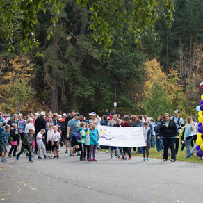 Walks to Show Your Support and Other Fun Happenings