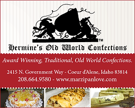 Coeur d'Alene Business Hermine's Old World Confections