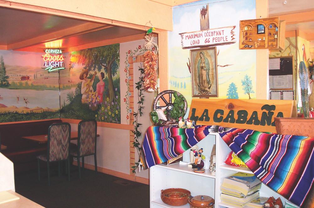 La Cabana Mexican Restaurant Rathdrum