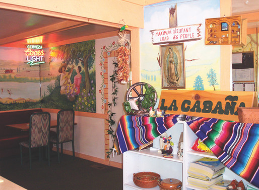 La Cabana Mexican Restaurant Rathdrum