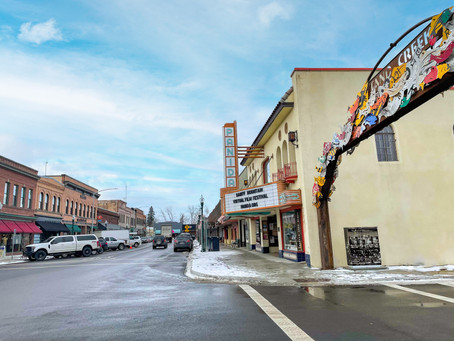 The Panida Theater, Sandpoint's Downtown Gem