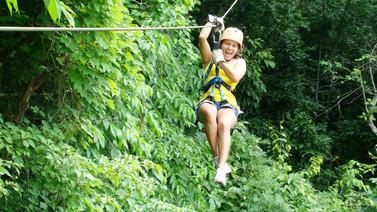 Costa Rican Zipline