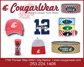 Gig Harbor Business Cougarwear