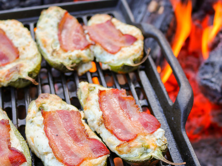 Jalapeño Poppers with Bacon
