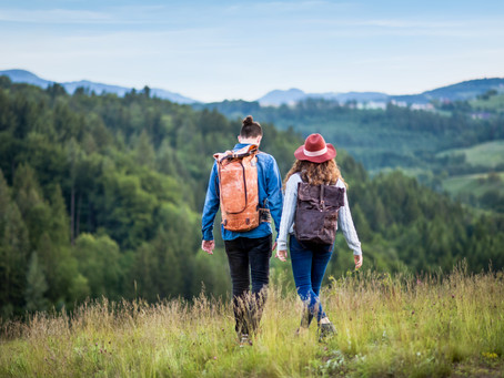 Ready to Get Back out on Those Hiking Trails?