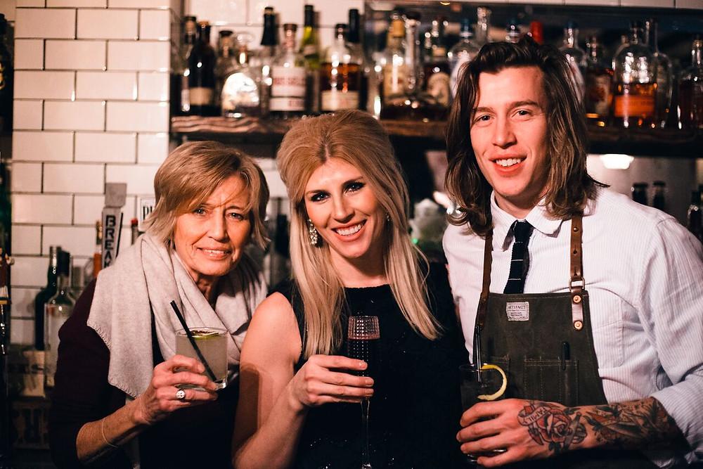 Madeleine's Café & Pâtisserie, Casper Fry and Durkin's Liquor Bar