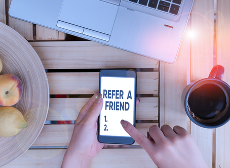 Referrals, Reviews and Networking