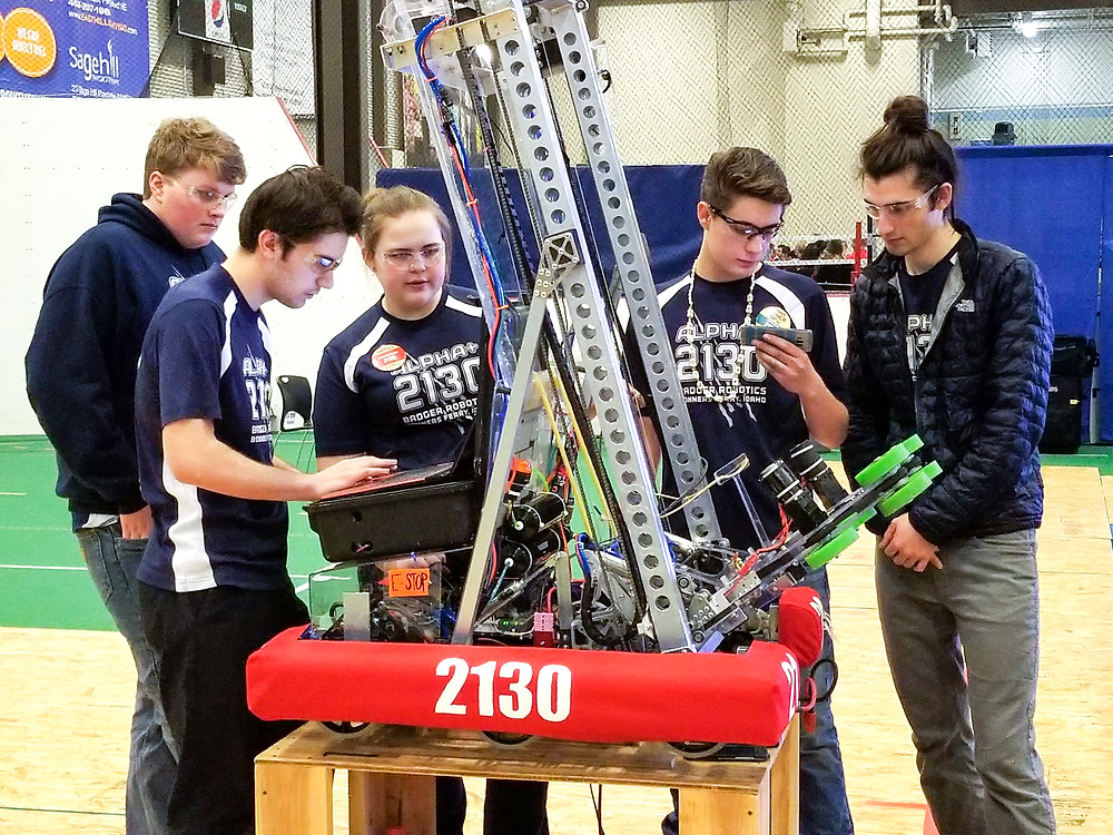 Bonners Ferry High School Robotics