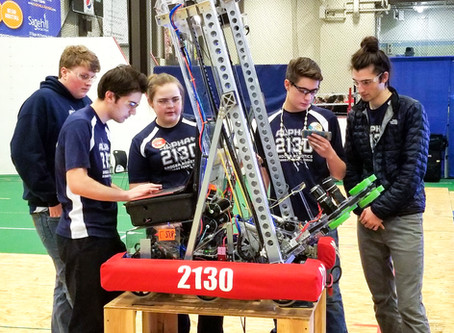 Bonners Ferry High School Robotics