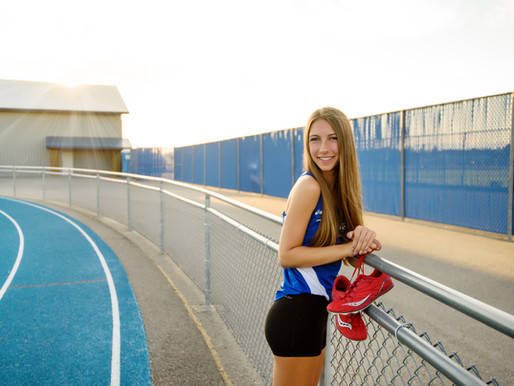 Athlete of the Month: Brooklyn Shell