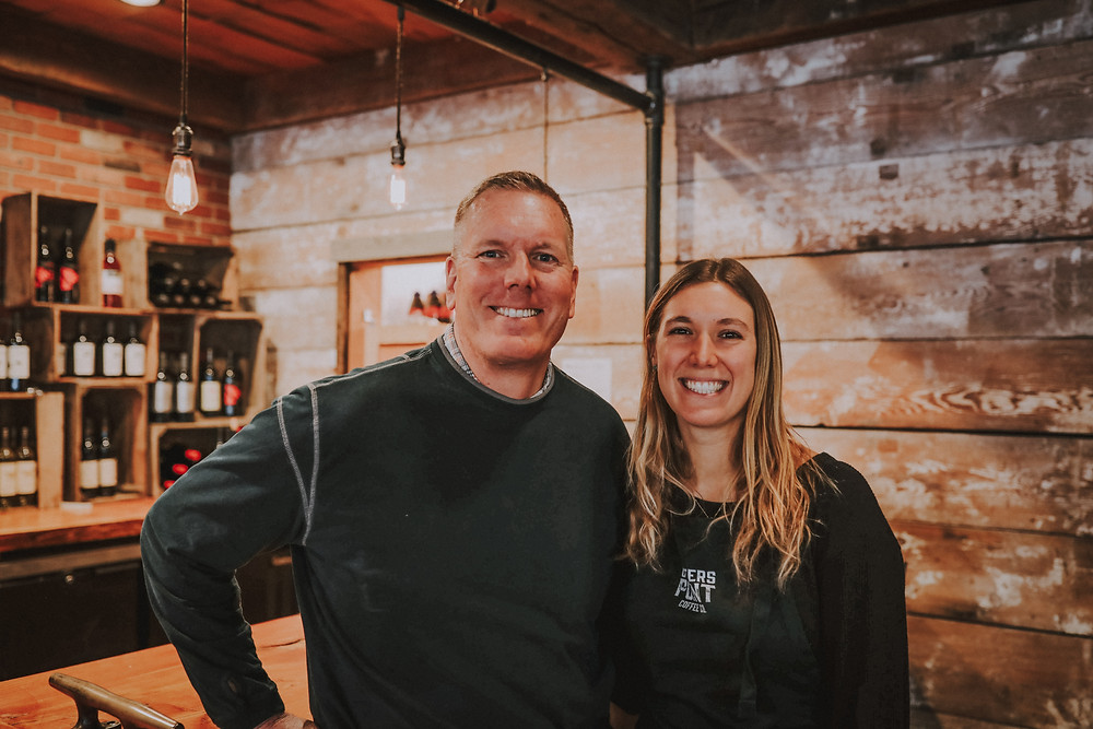 Q & A with Brooke Payne, Founder, Cutters Point Coffee