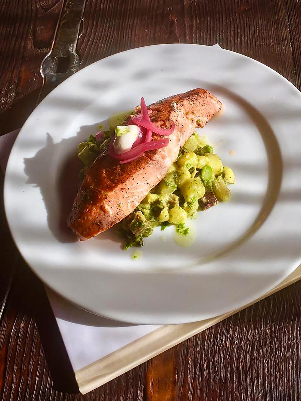 Syringa Japanese Café & Sushi Bar and The Bluebird