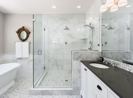 Dreamy Bathroom Makeover