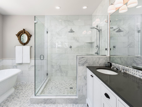 Dreamy Bathroom Makeover