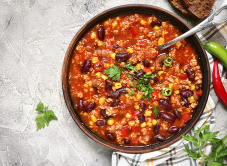 Troy's Oaxacan-Inspired Chili