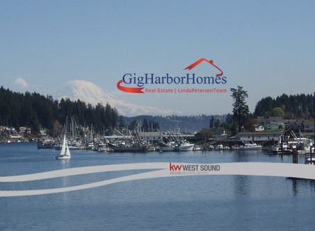 Gig Harbor Homes