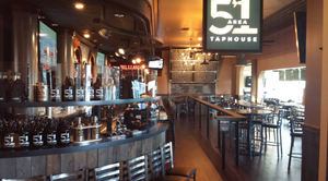 Area 51 Tap House at The Onion Downtown Spokane