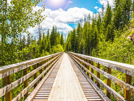 A Road Trip through British Columbia's Okanagan and the International Selkirk Loop