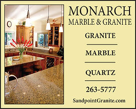Sandpoint Business Monarch Marble and Granite