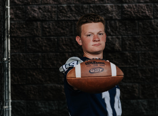 Athlete of the Month: Travis Jerome