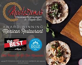 Gig Harbor Business Moctezuma's Mexican Restaurant