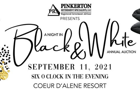 """Boys & Girls Club's """"A Night in Black & White"""" Auction"""
