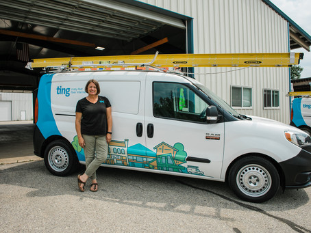Q&A with Kari Saccomanno, Sandpoint City Manager, Ting Internet