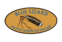 Blue Lizard Native American Gallery Logo