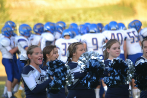 Bonners Ferry High School Cheerleaders