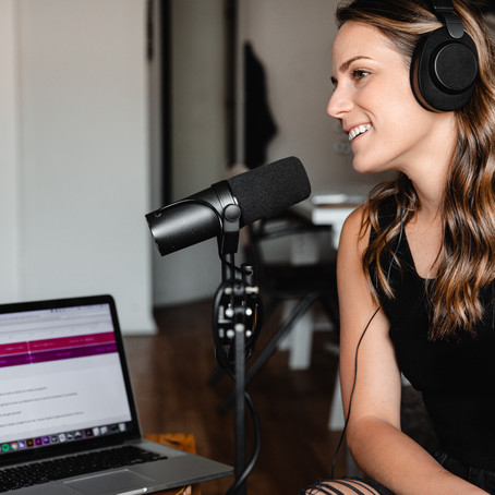 The Latest in Marketing: Podcasts