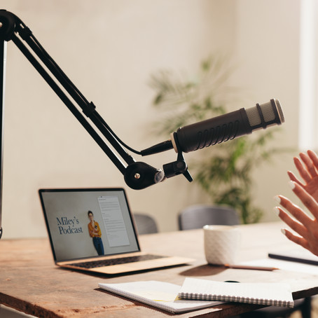 Create Your Own Business Podcast