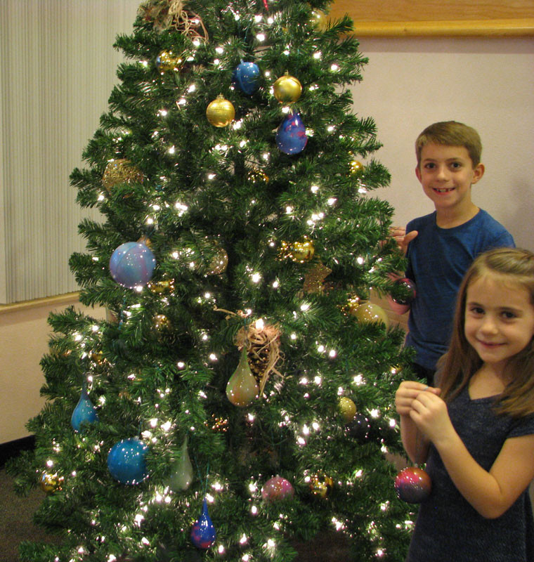 Christmas Trees of Care
