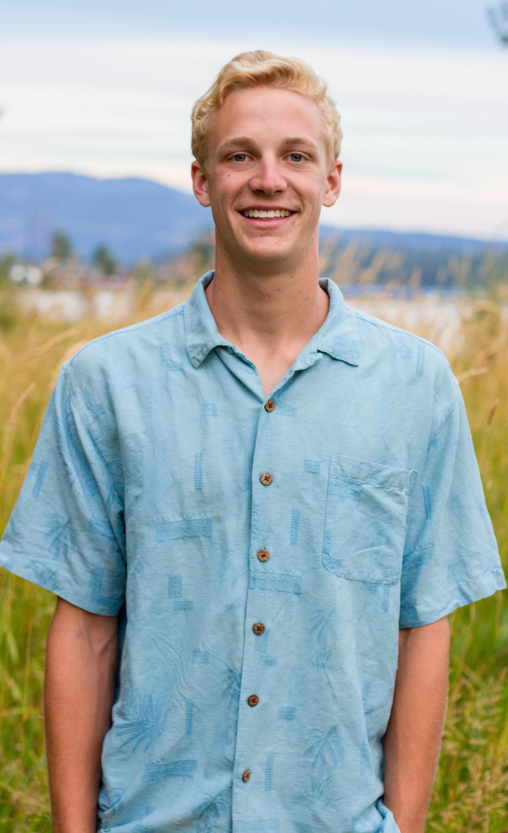 Athletes of the Month: Patrick Rockwell
