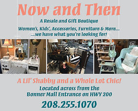 Sandpoint Business Now and Then