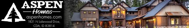 Coeur d'Alene Business Aspen homes