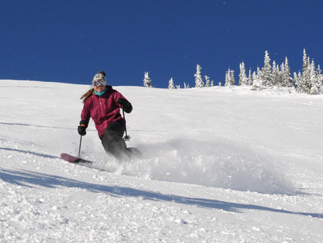 Skiing for a Cause