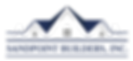 Luxury home builders in North Idaho, Sandpoint Builders, Inc. logo.