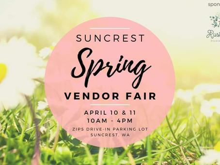 Suncrest Spring Vendor Fair