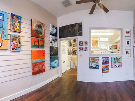 Explore the Downtown Art Scene