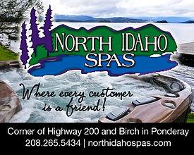 North Idaho Spas