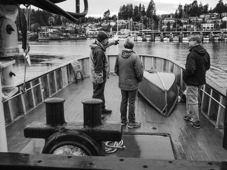 Historic Boatyard Provides Tangible Link