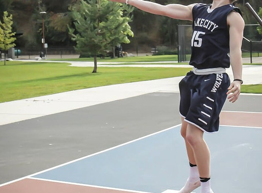 Athlete of the Month: Hunter Schaffer Lake City High School